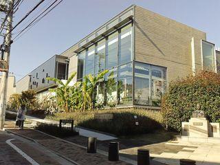 14漱石山房記念館.JPG